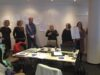 Program participants sharing the 6Cs and their post program action plan.